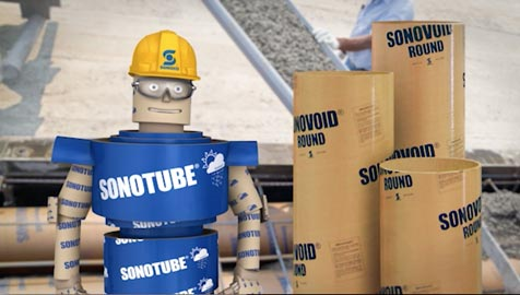 Sonotube® Sonovoid® Commercial